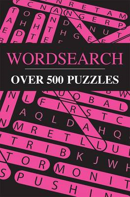 Pantone Wordsearch: Over 500 Puzzles (BOK)