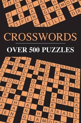 Pantone Crosswords: Over 500 Puzzles (BOK)
