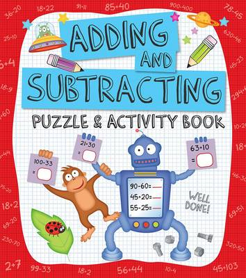 Adding and Subtracting Puzzle & Activity Book (BOK)