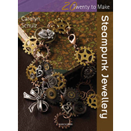 Twenty to Make: Steampunk Jewellery (BOK)