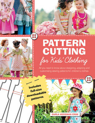 Pattern Cutting for Kids' Clothing (BOK)