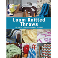 Loom Knitted Throws (BOK)