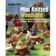 Produktbilde for Mini Knitted Woodland (BOK)