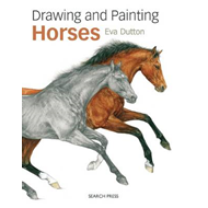 Drawing & Painting Horses (BOK)