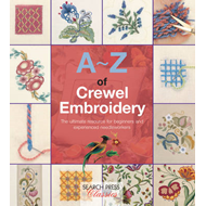 A-Z of Crewel Embroidery (BOK)