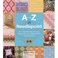 A-Z of Needlepoint (BOK)