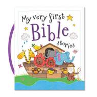 My Very First Bible Stories (BOK)