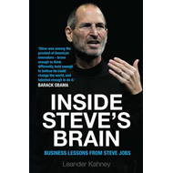 Inside Steve's Brain: Business Lessons from Steve Jobs, the Man Who Saved Apple (BOK)