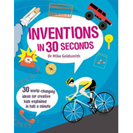 Inventions in 30 Seconds (BOK)