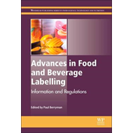 Advances in Food and Beverage Labelling (BOK)