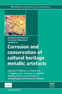 Corrosion and Conservation of Cultural Heritage Metallic Art (BOK)