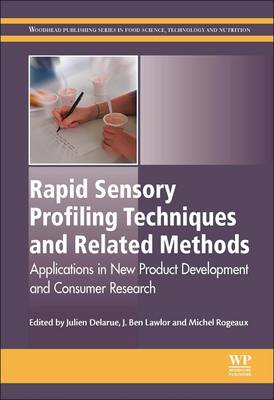 Rapid Sensory Profiling Techniques: Applications in New Product Development and Consumer Research (BOK)