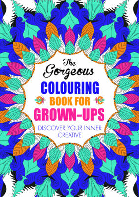 Gorgeous Colouring Book for Grown-ups (BOK)