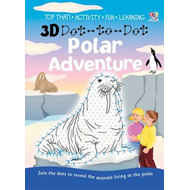 3D Dot-to-dot Polar Adventure (BOK)