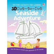 3D Dot-to-dot Seaside Adventure (BOK)