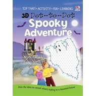3D Dot-to-dot Spooky Adventure (BOK)