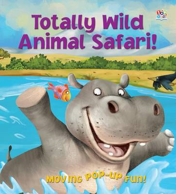 Totally Wild Animal Safari (BOK)