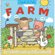 Touch and Feel Farm (BOK)