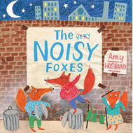 The Very Noisy Foxes (BOK)