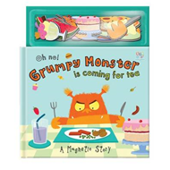 Oh No! Grumpy Monster is Coming for Tea (BOK)
