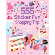 555 Sticker Fun Shopping Trip (BOK)