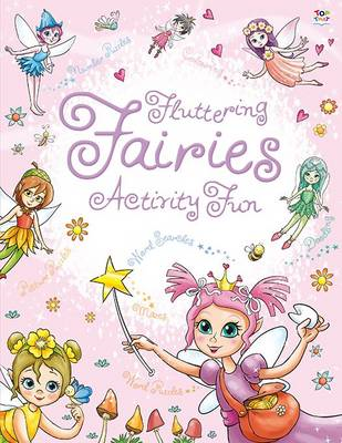 Fluttering Fairies Activity Fun (BOK)