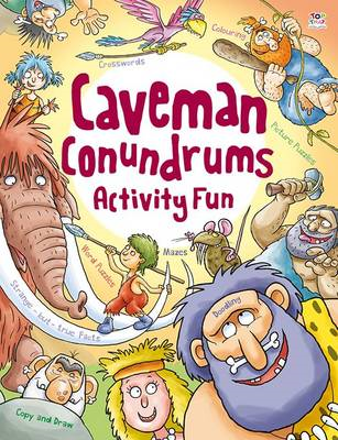 Caveman Conundrums Activity Fun (BOK)