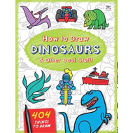 How to Draw Dinosaurs & Other Cool Stuff (BOK)