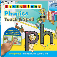 Phonics Touch & Spell (BOK)