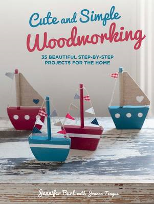 Cute and Simple Woodworking (BOK)