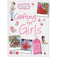 Crafting for Girls (BOK)