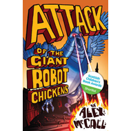 Attack of the Giant Robot Chickens (BOK)