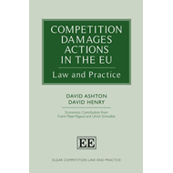 Competition Damages Actions in the EU: Law and Practice (BOK)