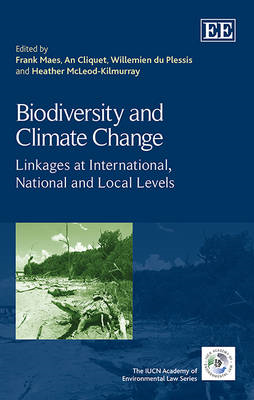 Biodiversity and Climate Change: Linkages at International, National and Local Levels (BOK)