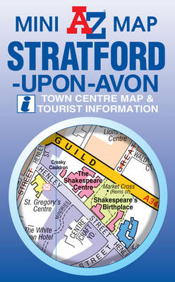 Stratford on Avon Mini Map (BOK)