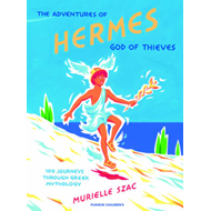 Adventures of Hermes, God of Thieves (BOK)