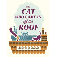 Cat Who Came in Off the Roof (BOK)