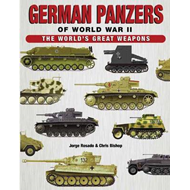 German Panzer Divisions of WWII (BOK)