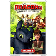 DreamWorks' Dragons (BOK)