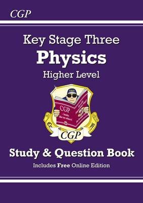 KS3 Physics Study & Question Book - Higher (BOK)