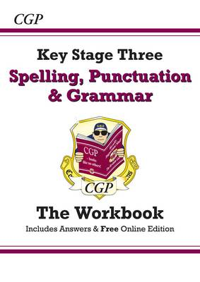 Spelling, Punctuation and Grammar for KS3 - Workbook (with A (BOK)