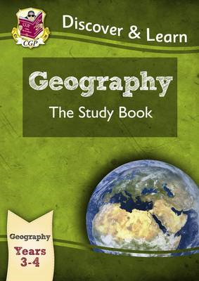 KS2 Discover & Learn: Geography - Study Book, Year 3 & 4 (BOK)