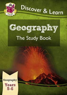 KS2 Discover & Learn: Geography - Study Book, Year 5 & 6 (BOK)