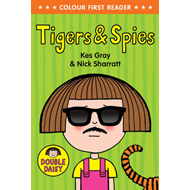 Tigers and Spies (Daisy Colour Reader) (BOK)