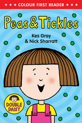 Peas and Tickles (Daisy Colour Reader) (BOK)