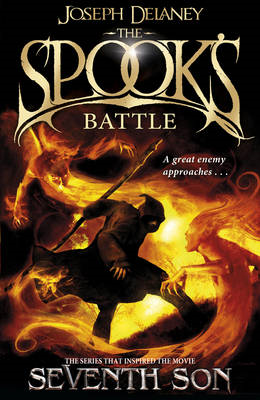 The Spook's Battle: Book 4 (BOK)