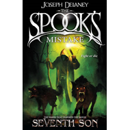 The Spook's Mistake: Book 5 (BOK)