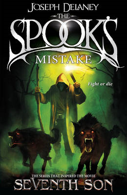 The Spook's Mistake - Book 5 (BOK)