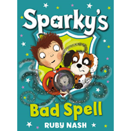 Sparky's Bad Spell (BOK)