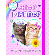 "Fluffy Friends School Diary: With Lots of Fluffy Characters from ""Too Cute for School"" (BOK)"